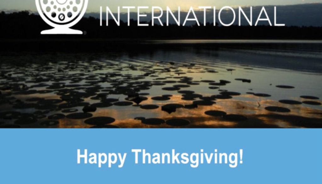 Happy Thanksgiving From Your Friends at FFI