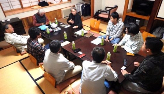 JFFA Meeting in ふくしま 2019(FFI増田理事を迎えて)