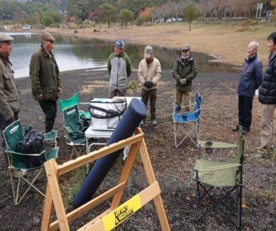 【2nd ツーハンドFly Fishing Workshop in 本栖湖】
